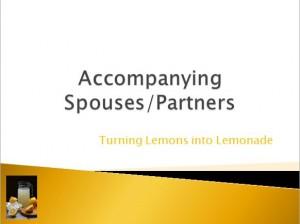 Accompanying Spouse