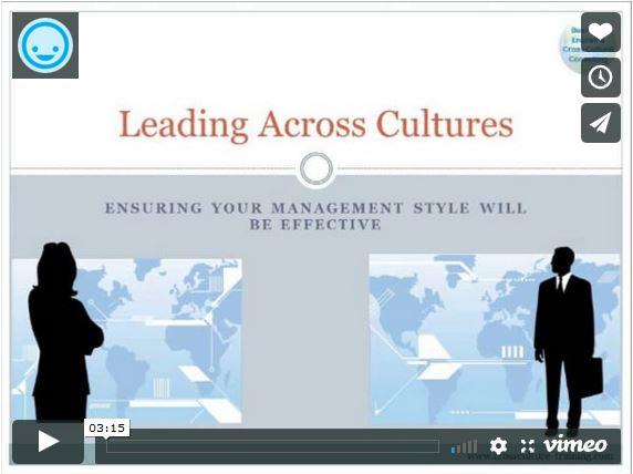 Cultural Training Presentations